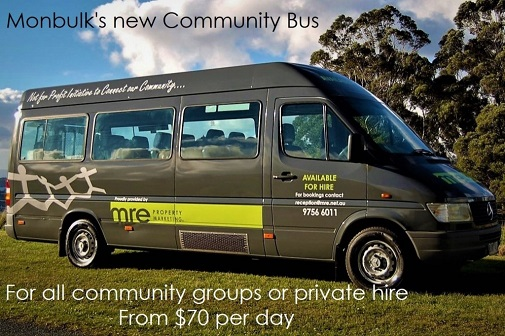 Monbulk Community Bus